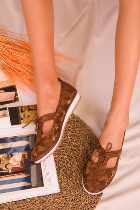 Soho Exclusive Taba Kadın Casual Ayakkabı 16101 2