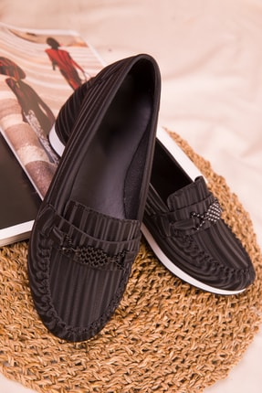 Soho Exclusive Siyah Kadın Casual Ayakkabı 16063 2