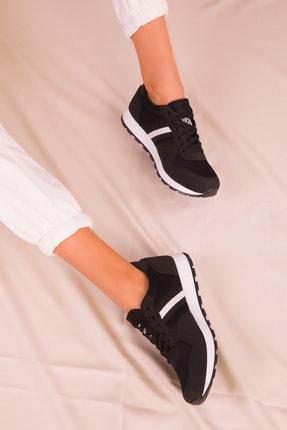 Soho Exclusive Siyah Kadın Sneaker 15277 1