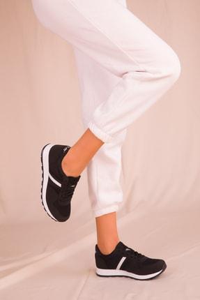 Soho Exclusive Siyah Kadın Sneaker 15277 2