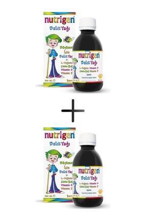 Nutrigen Balık Yağı Şurup 200 ml*2 (2'li Fırsat Paketi) 0