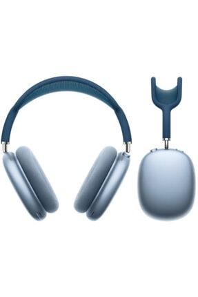 Apple Airpods Max Mgyl3zm/a Kablosuz Kulak Üstü Kulaklık Mavi 0
