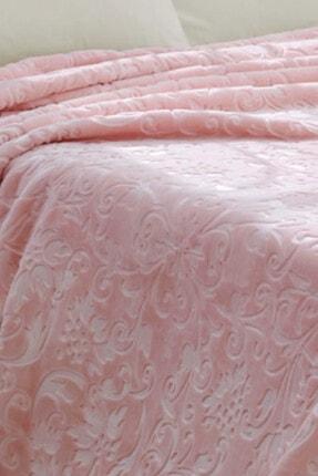 Merinos Decorose Elegans Embos Vizon Tek Kişilik Battaniye 160x220 1