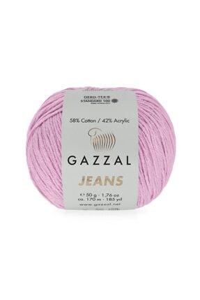 Gazzal Jeans Amigurumi Ipi El Örgü Ipi Renk Kodu-1104- 2