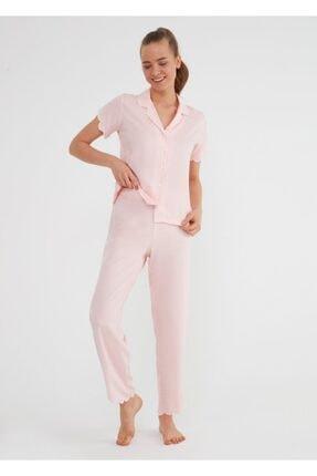 Suwen Lines Maskulen Pijama Takımı 1