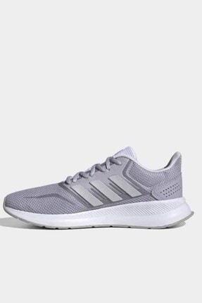 adidas Runfalcon Kadın Yürüyüş Koşu Ayakkabı Fw5160grı 4