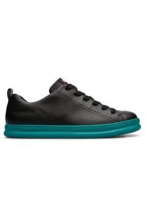 CAMPER Erkek Siyah  Runner Four Sneaker Black 0