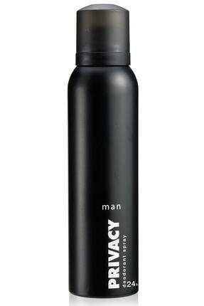 Privacy Klasik 150 ml Erkek  Deodorant  8690586221603 0