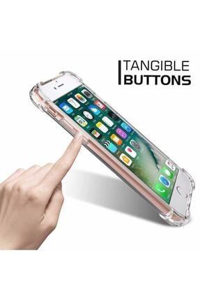 Yeni1Trend Apple Iphone Se 2020 Kılıf Şeffaf Silikon Tam Korumalı Dayanıklı 3