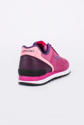 Lescon L-5618 Fuşya Sneaker Ayakkabı 3