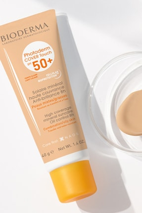 Bioderma Photoderm Cover Touch SPF 50+ 40ml 1
