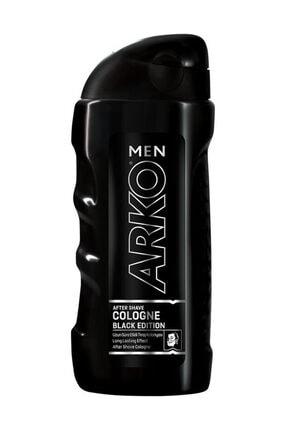 Arko Men Black Edition Tıraş Kolonyası 250ml 2