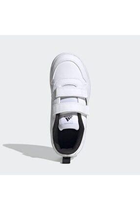 adidas TENSAUR C Beyaz Erkek Çocuk Spor Ayakkabı 101085060 1