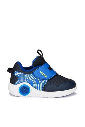 Vicco Jojo Erkek Bebe Lacivert Spor Ayakkabı 2