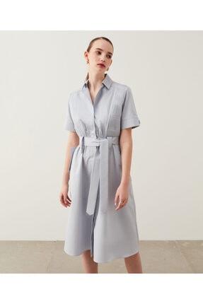 İpekyol Piliseli Gömlek Elbise 1