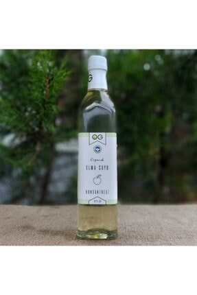OG natural Organik Elma Suyu Konsantresi 675 gr 0