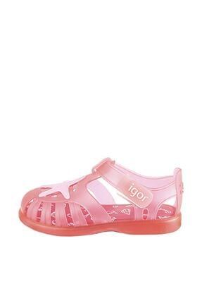 IGOR S10234 TOBBY VELCRO ESTRE Fuşya Kız Çocuk Sandalet 101112264 0