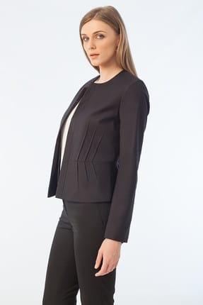 Naramaxx Kadın Siyah Ceket 16Y11111Y208 1