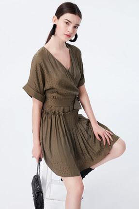 İpekyol Kadın Haki Elbise IW6180002170 2