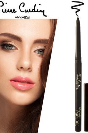 Pierre Cardin Açılıp Kapanabilen Suya Dayanıklı Göz Kalemi - Automatic Eyeliner Siyah 8680570258180 1