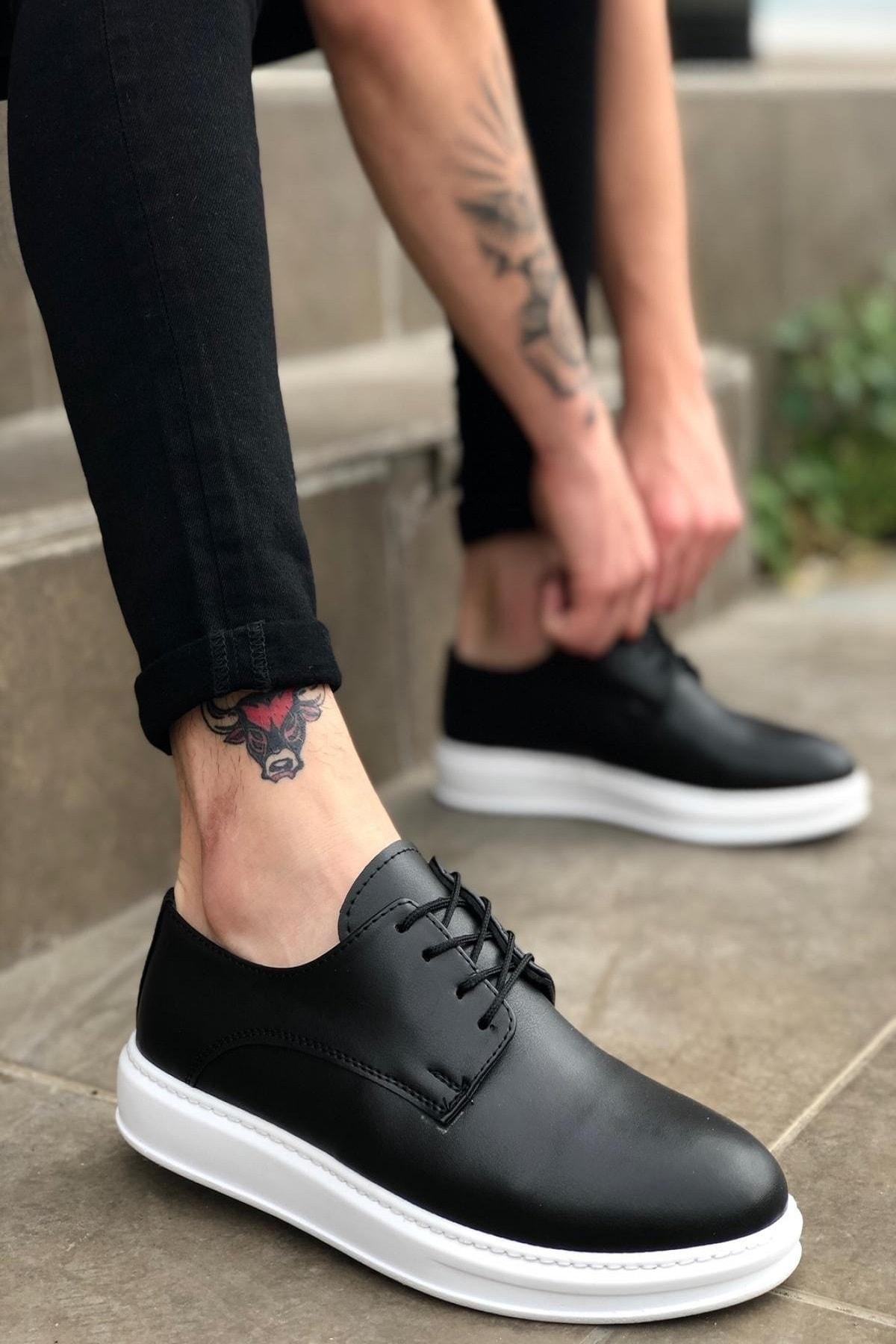 MF MARKA SHOES Vip Comfort Casual Ortopedik Erkek Günlük Ayakkabı