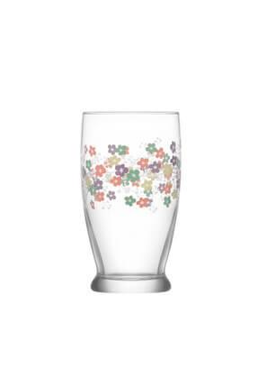 Lav Bahar Pastel 3 Parça Meşrubat Bardağı 0