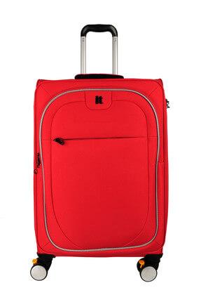 Kırmızı Unisex Orta Boy Valiz IT2228-M