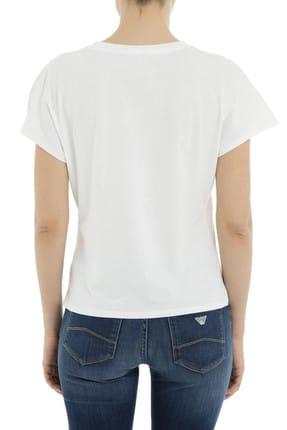 Emporio Armani Kadın T-Shirt 3G2T64 2J28Z 0101 1