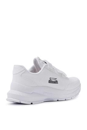Slazenger AFRICA Sneaker Kadın Ayakkabı Beyaz SA20LK007 2