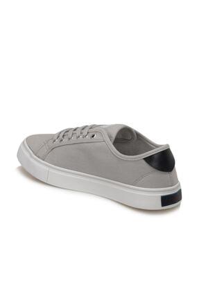 US Polo Assn TRONA Gri Erkek Sneaker 100505027 2
