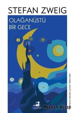 Olimpos Yayınları Olağanüstü Bir Gece 0