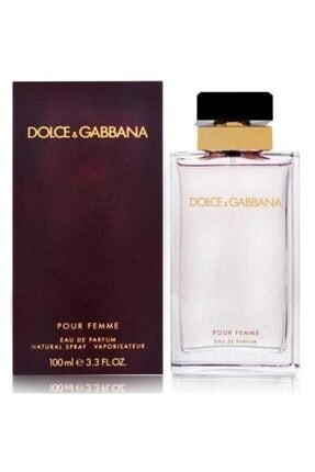 Dolce Gabbana Pour Femme Edp 100 ml Kadın Parfüm 3423473020639 0
