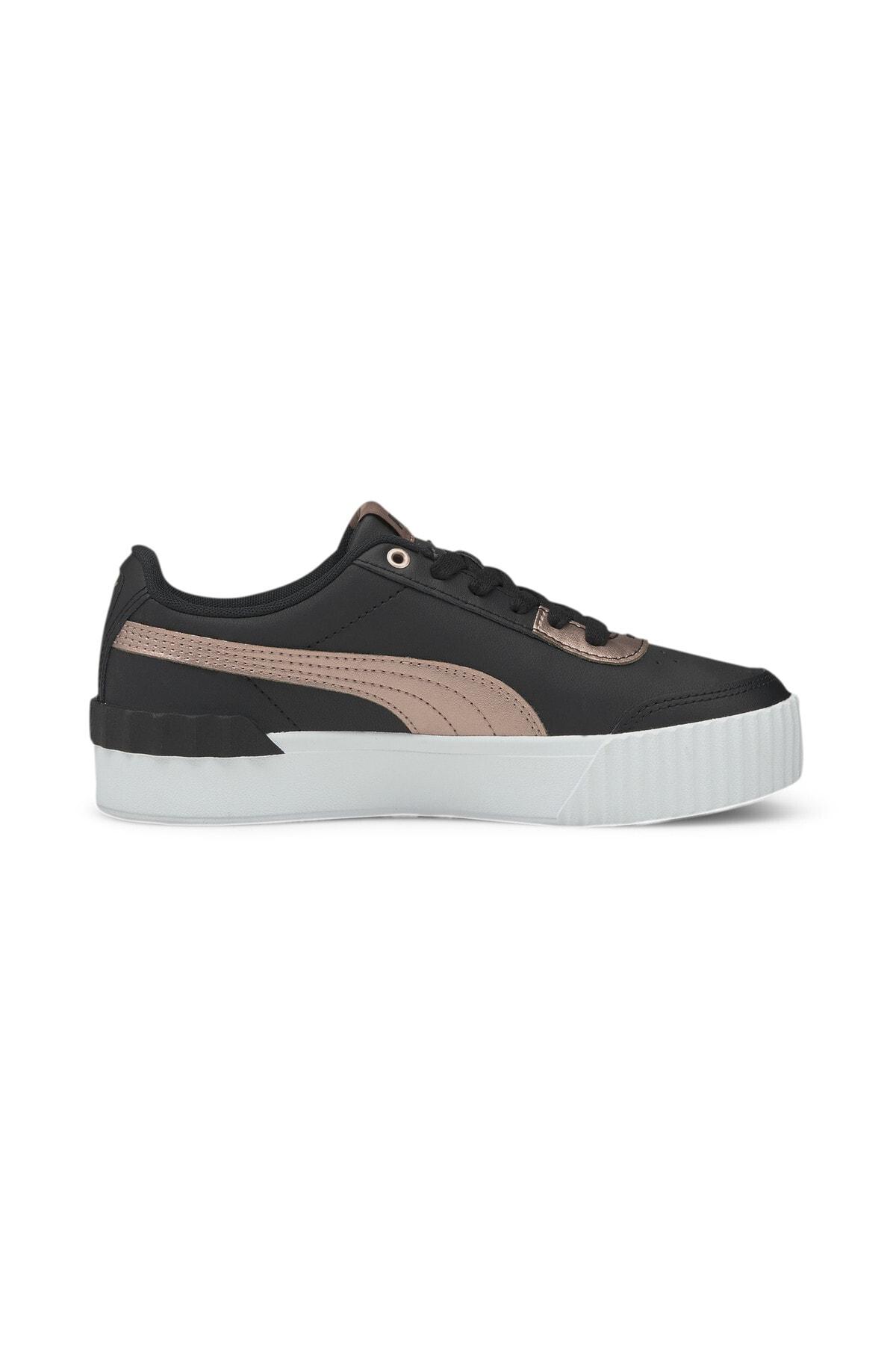 Puma Kadın Sneaker - CARINA LIFT METALLIC - 37599502 4