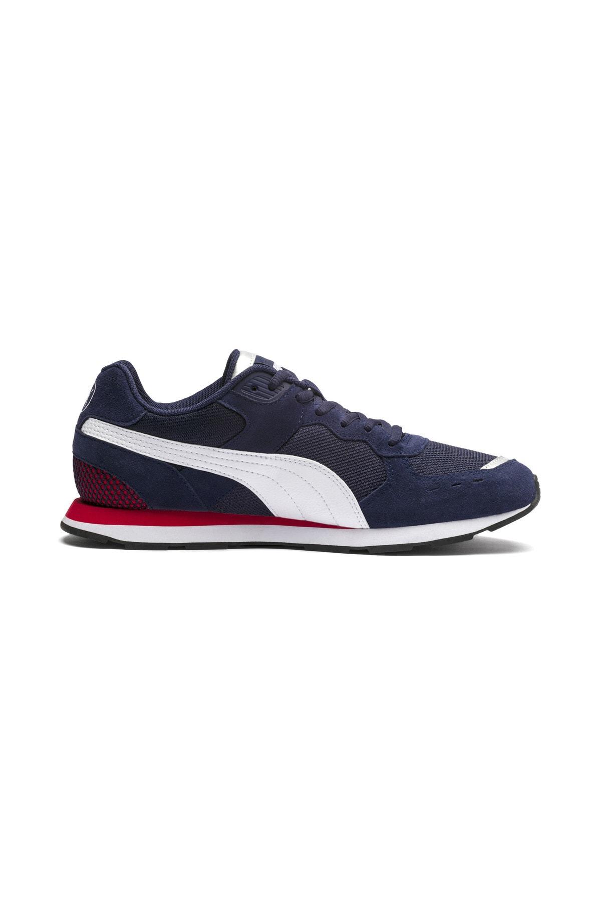 Puma 36936502 Vista Erkek Lacivert Günlük Ayakkabı 4