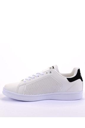 Slazenger Zebra Sneaker Kadın Ayakkabı Beyaz / Siyah 3