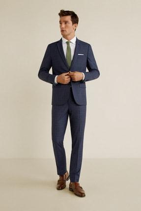Mango Erkek Lacivert Pantolon 43020503 0