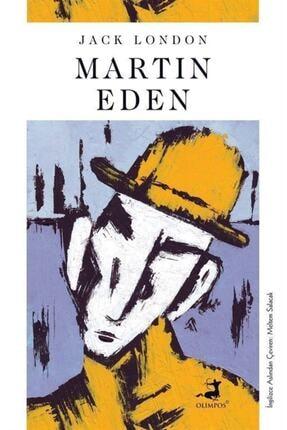 Olimpos Yayınları Martin Eden - Jack London 9786057906977 0