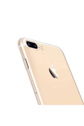 BCA Apple Iphone Se 2020 Şeffaf Silikon Kılıf Ultra Ince 0,20 Mm 0