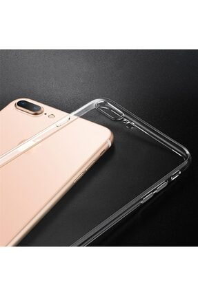 BCA Apple Iphone Se 2020 Şeffaf Silikon Kılıf Ultra Ince 0,20 Mm 3