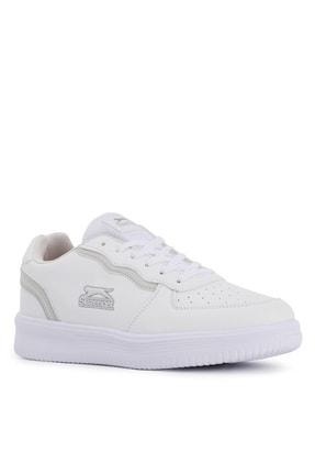 Slazenger IMPACT Sneaker Kadın Ayakkabı Beyaz SA20LK032 1