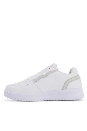 Slazenger IMPACT Sneaker Kadın Ayakkabı Beyaz SA20LK032 3