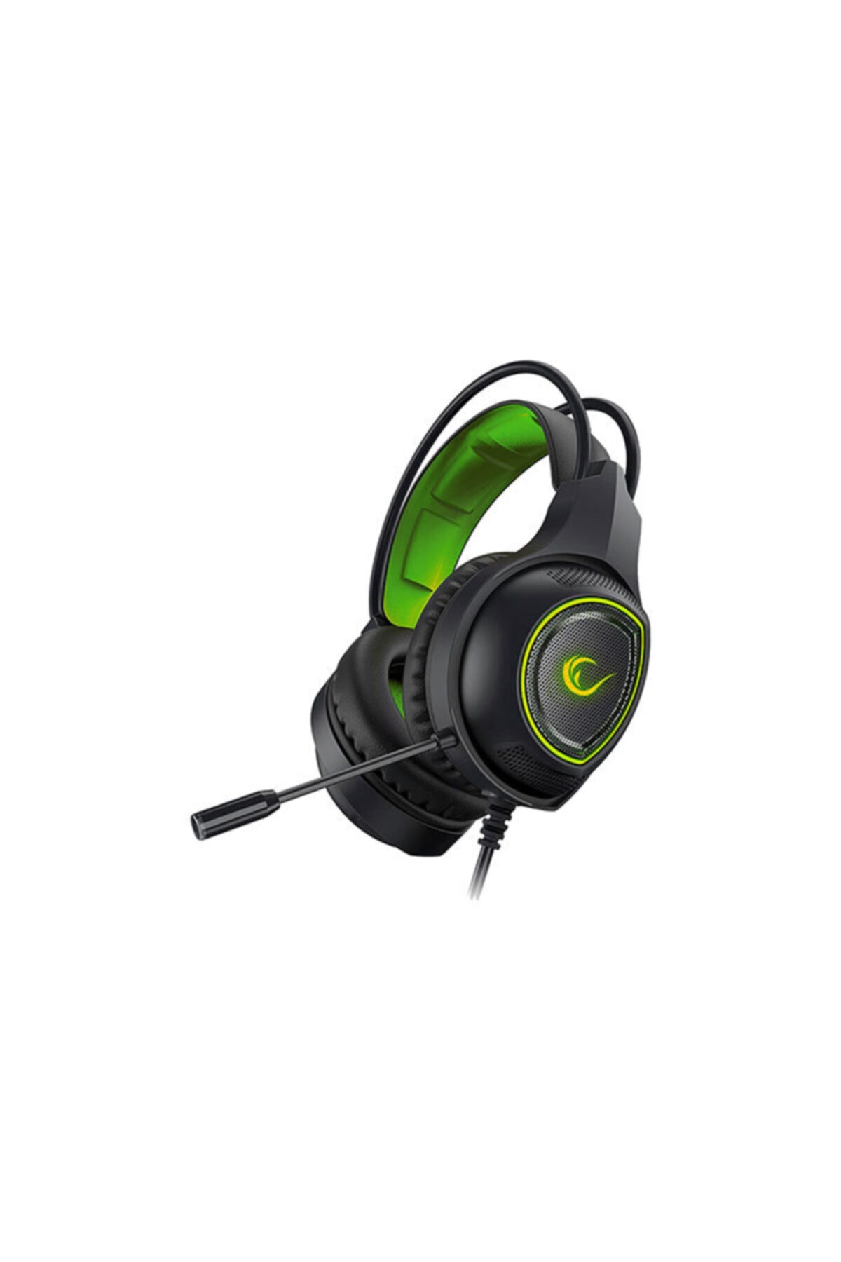 Rampage Rm-k23 Mıssıon Yeşil Gaming Oyuncu Mikrofonlu Kulaklık