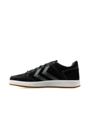 HUMMEL ATHLETIC-4 Siyah Erkek Sneaker Ayakkabı 100549508 1