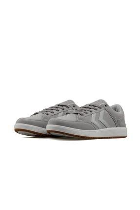 HUMMEL Erkek Gri Sneaker Ayakkabı 100551464 2