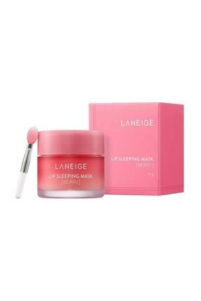 Laneige Lip Sleeping Mask (berry) - Dudak Için Gece Maskesi 0