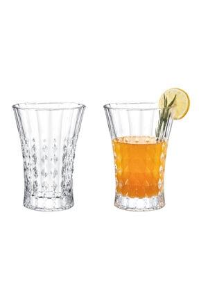 Madame Coco Stephanie 4'lü Meşrubat Bardağı Seti 342 ml 1