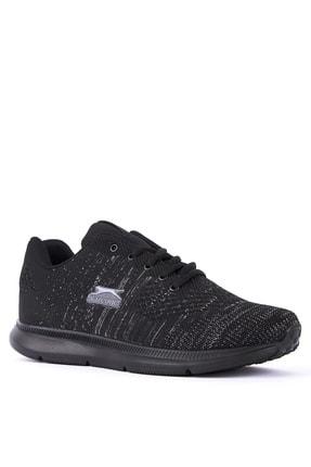 Slazenger THOMAS Siyah Erkek Koşu Ayakkabısı 100787573 1