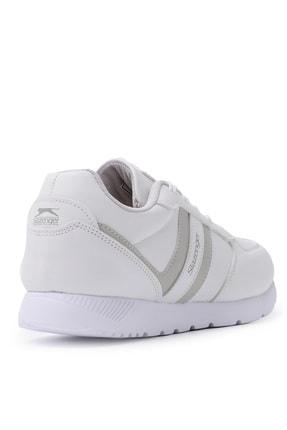 Slazenger ITALIAN Sneaker Kadın Ayakkabı Beyaz SA20RK067 2