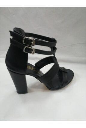 Kadın Siyah Topuklu Topuklu 1000021