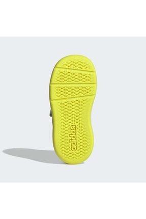 adidas TENSAUR I Gri Erkek Çocuk Spor Ayakkabı 101085066 2